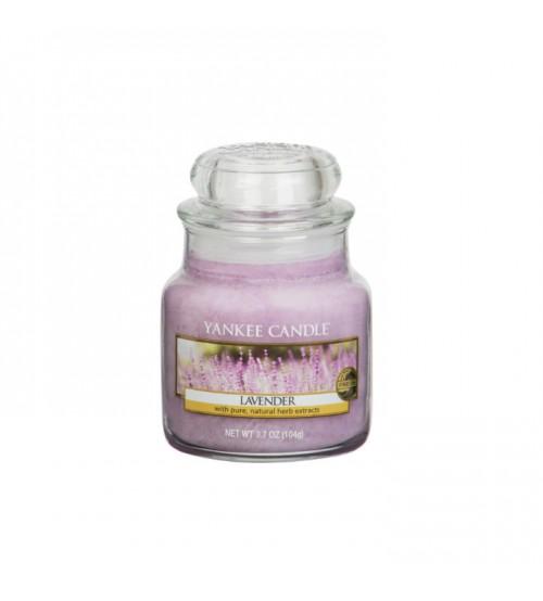 Yankee Candle Lavender Giara Piccola