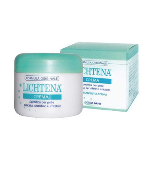 Lichtena Crema Protettiva per pelle delicata, sensibile, irritabile