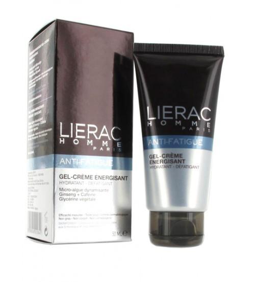 Gel-Crema Idratante Energizzante Anti-Fatica Homme Lierac