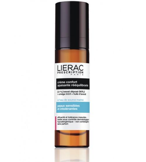Lierac Prescription Crema Confort Lenitiva Riequilibrante