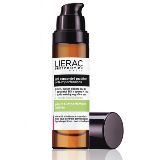 Lierac Prescription Gel Concentrato anti-imperfezioni