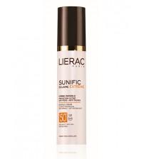 Crema solare viso Lierac Sunific Extreme SPF50+