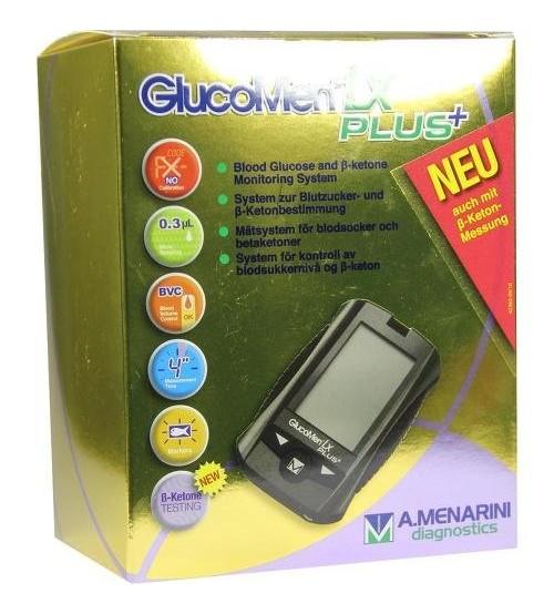 Misuratore Glicemia Glucomen LX plus+