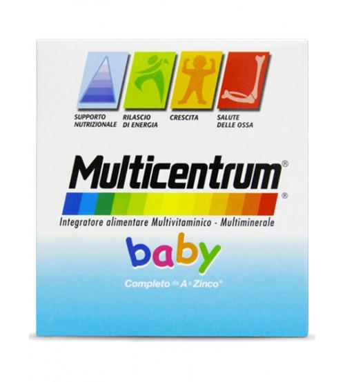 Integratore Multicentrum Baby bustine diluibili