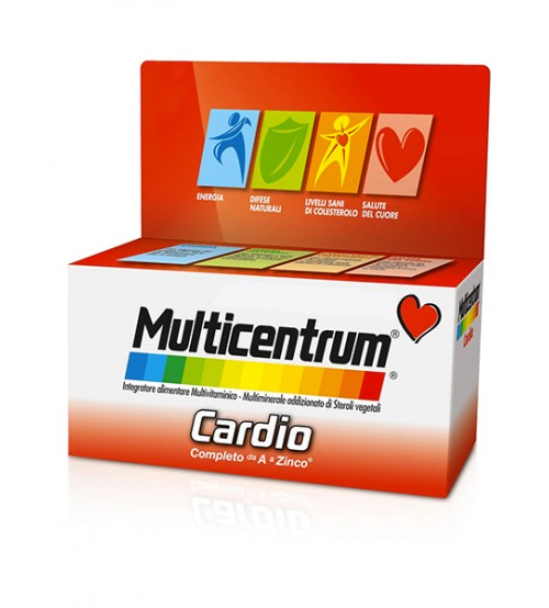 Multicentrum Cardio compresse
