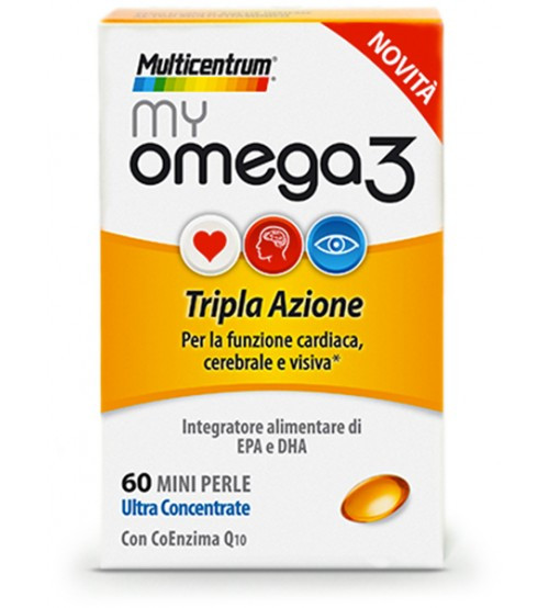 Multicentrum MyOmega3 mini perle