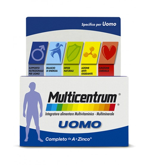Multicentrum Uomo Compresse