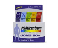 Multicentrum Uomo 50+ Compresse