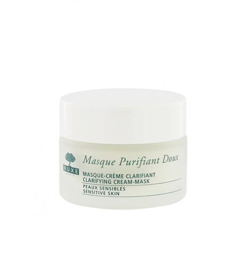 Maschera-Crema Purificante ai Petali di Rosa Nuxe