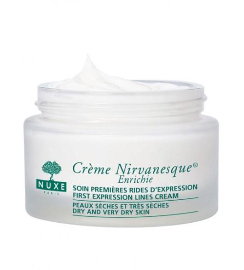Nirvanesque Enrichie Crema Ricca Prime Rughe Nuxe