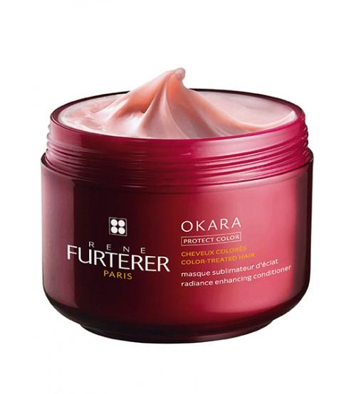 Maschera capelli Okara protezione Colore René Furterer