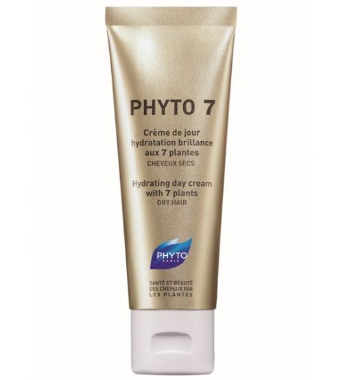 Phyto 7 Crema da giorno idratante luminosità