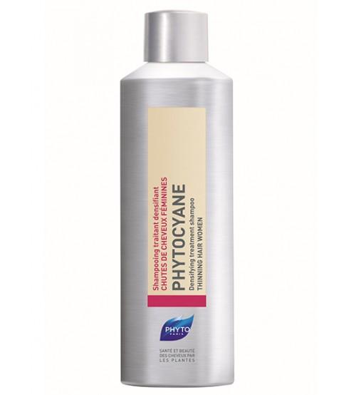 Shampoo ridensificante per donna Phytocyane Phyto