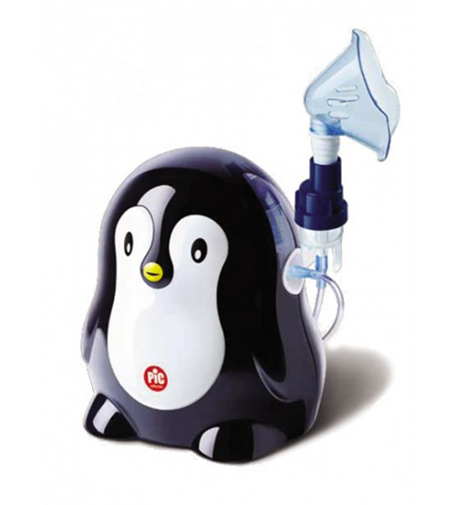 Pic Mr Pinguì Aerosol a Pistone per bambini