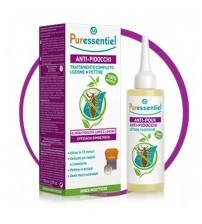 Puressentiel trattamento anti pidocchi completo lozione + pettine
