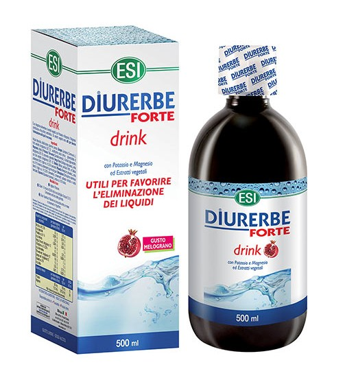 Diurerbe Forte Drink Melograno 500 ml