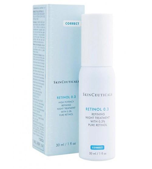 Crema Notte Rughe e Macchie Retinol 0.3 SkinCeuticals