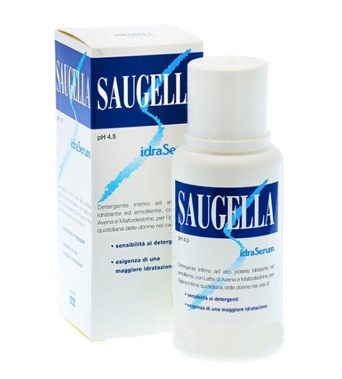 Saugella IdraSerum Detergente Intimo Idratante