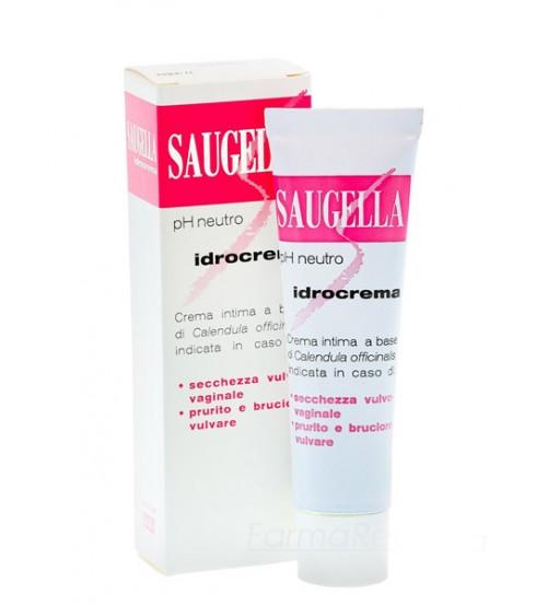 Saugella Idrocrema lenitiva per la menopausa