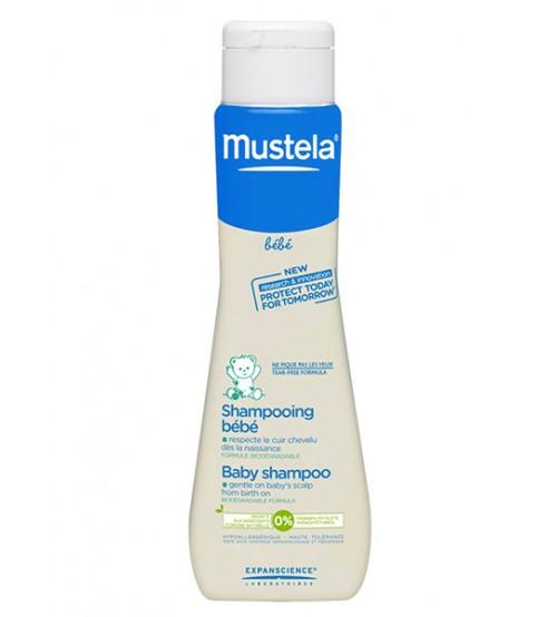 Shampoo alla Camomilla Bebé Mustela