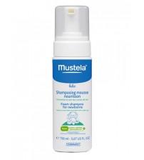 Shampoo Mousse Neonato Mustela