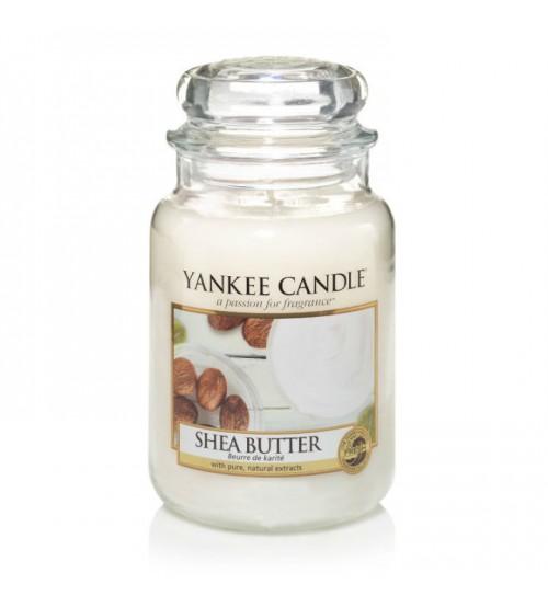 Yankee Candle Shea Butter Giara Grande