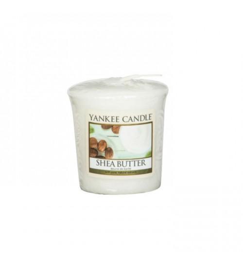 Yankee Candle Shea Butter Candela Votiva