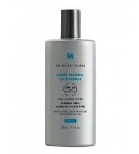 Fluido Sheer Mineral UV Defense SPF50 SkinCeuticals
