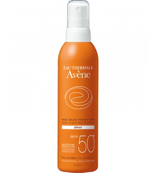 Crema solare Avene Spray 50+ 200ml