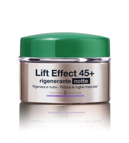 Somatoline Lift Effect 45+ Crema Rigenerante Notte