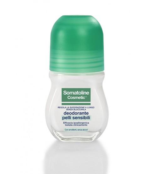 Deodorante Pelli Sensibili Roll-on Somatoline