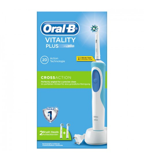 Spazzolino Oral-B Vitality Cross Action