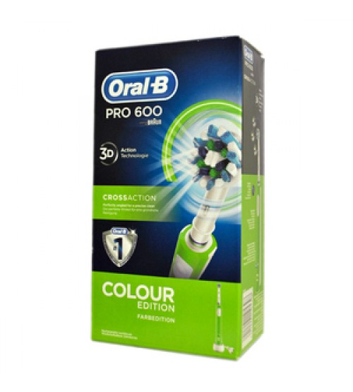 Spazzolino Oral B Cross Action 600