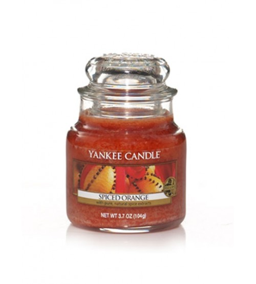 Yankee Candle Spiced Orange Giara Piccola