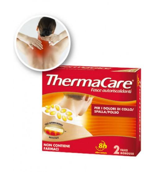 Thermacare 2 Fasce Riscaldanti collo/spalla/polsi