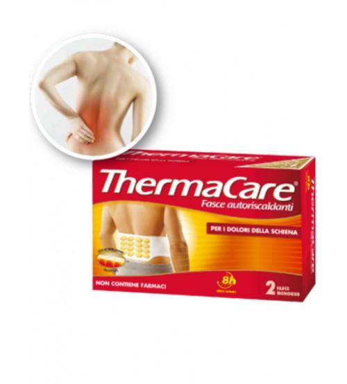 Thermacare 2 Fasce Riscaldanti schiena
