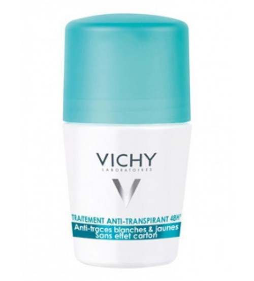 Deodorante roll-on Anti-traspirante Anti-traccia Vichy