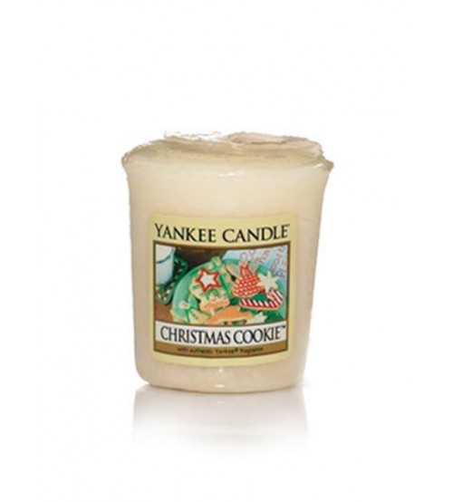 Yankee Candle Christmas Cookie Formato Votiva