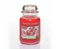 Yankee Candle Candy Cane Lane Giara Grande