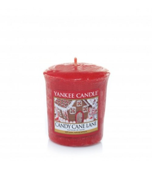 Yankee Candle Candy Cane Lane Votivo