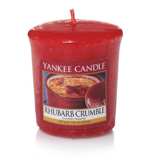 Votivo Rhubarb Crumble