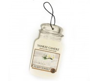 Yankee Candle Fluffy Towels Car Jar Singolo