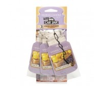 Yankee Candle Lemon Lavender Car Jar 3x2