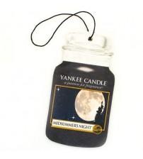 Yankee Candle Midsummer's Night Car Jar Singolo