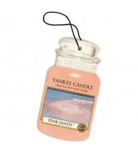 Yankee Candle Pink Sands Car Jar Singolo