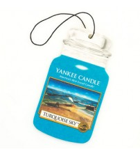 Yankee Candle Turquoise Sky Car Jar Singolo