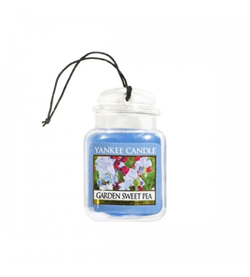 Yankee Candle Garden Sweet Pea Car Jar Ultimate