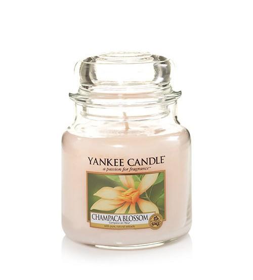 Yankee Candle Champaca Blossom Giara Media
