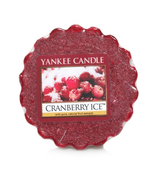 Yankee Candle Cranberry Ice Tartina
