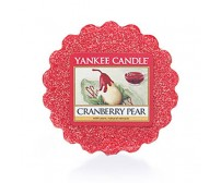 Yankee Candle Cranberry Pear Tartina